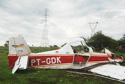 Piores profissões do mundo - Piloto de Avião Agrícola