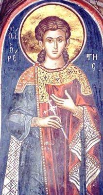 Saint Oreste, Martyr en Turquie († 304)