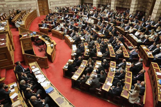Εκλογές ή κυβέρνηση από την ίδια Βουλή;