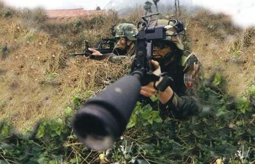 Hình ảnh Trung Quốc tiết lộ điều động lính đặc nhiệm tới Syria số 1