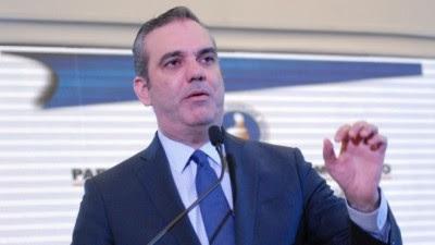 Luis Abinader, candidato presidencia del PRM