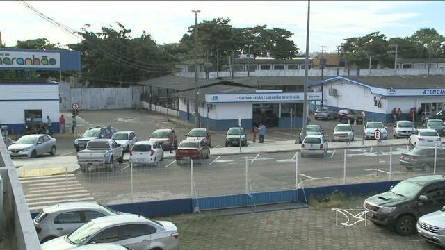 Homem retira carro do Detran-MA usando procuração falsa