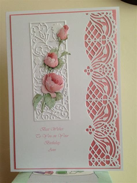 Pin by Sue Nelson on crafts   Pinterest birthday cards