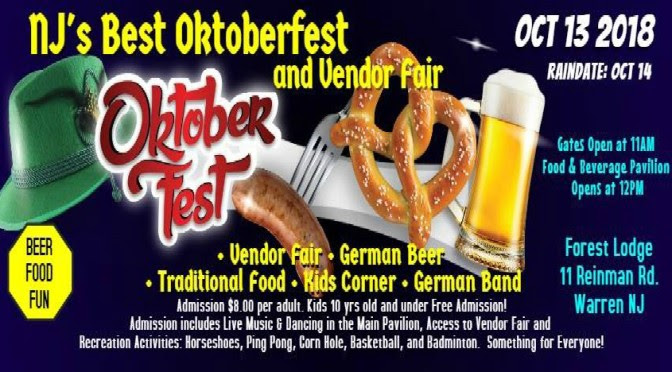 Nj S Best Oktoberfest At Forest Lodge Things To Do In New Jersey
