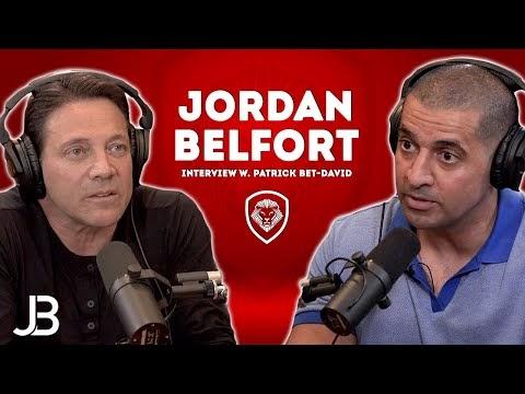 Wolf of Wall Street Interviews Patrick Bet-David - Uncensored