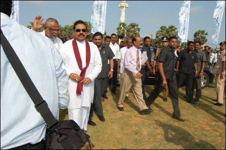 MR in Jaffna