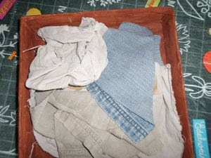 La boîte à tissus Montessori