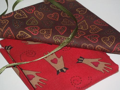 fabric present