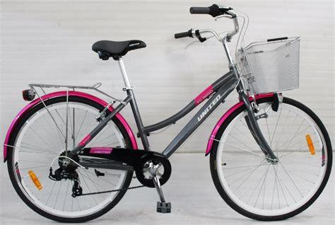 jual sepeda wanita united tc  lapak bagus prasetiyo
