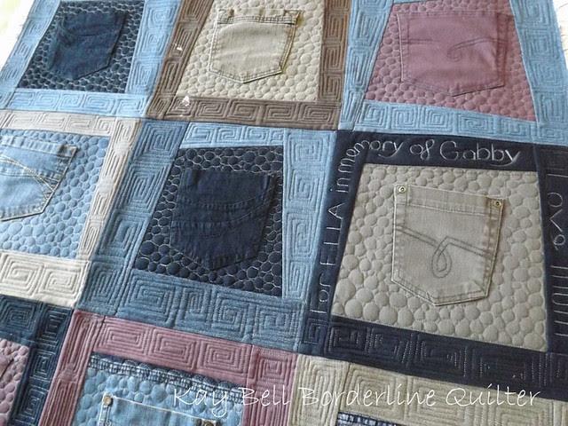 Pockets 1 Jeans Bend...