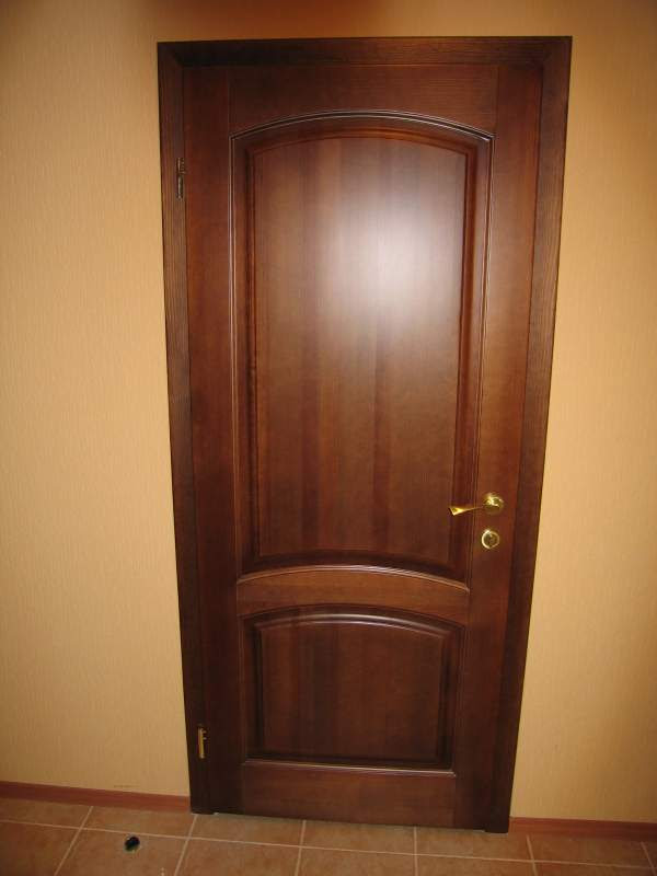 C mo decorar la casa precio puertas de madera interiores for Puertas en madera para interiores