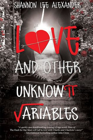 Love and Other Unknown Variables by Lee Alexander