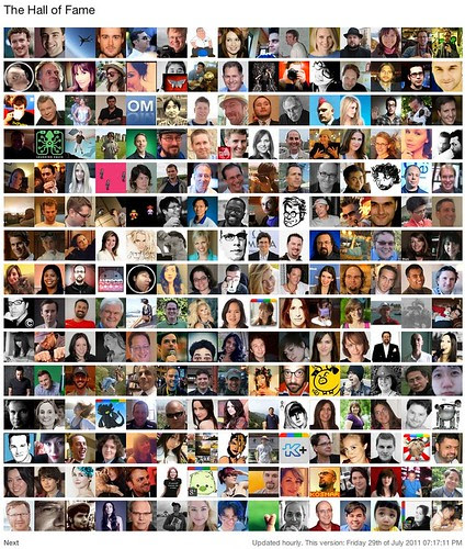 Google+ Hall Of Fame by stevegarfield