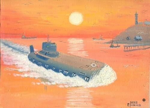 служба на атомной подводной лодке и выслуга лет