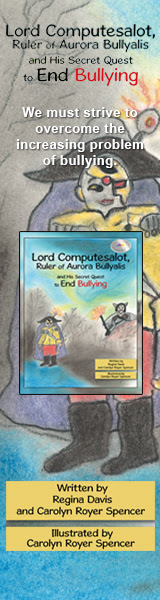 Lord Computesalot by Regina Davis & Carolyn Royer Spencer