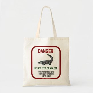 Gator Danger bag