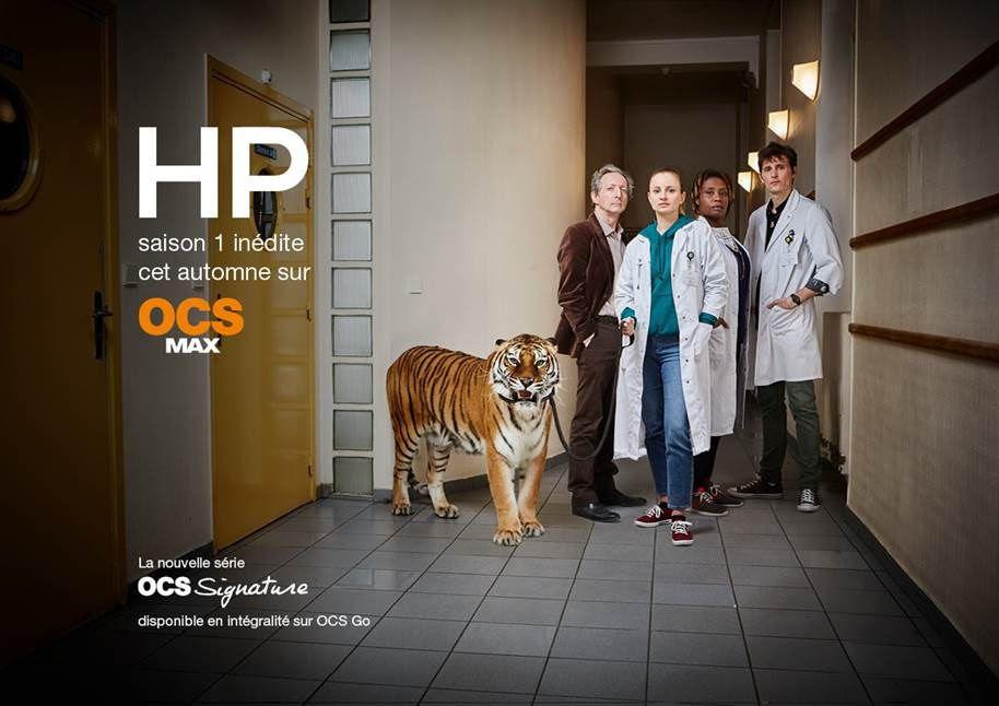 """""""HP"""", nouvelle série à découvrir prochainement sur OCS Max"""