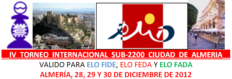 IV INTERNACIONAL CIUDAD DE ALMERIA