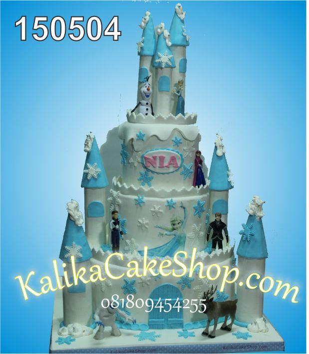 7000 Gambar Frozen Kue Ultah Hd Infobaru