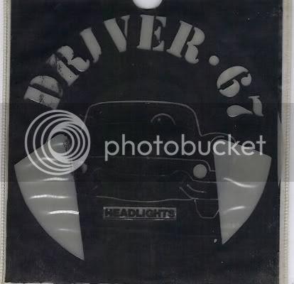 Driver 67 - Headlights