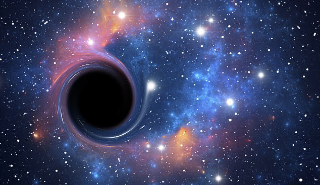 black holes ata lubang hitam stephen hawking