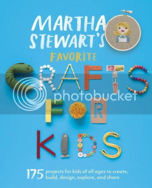 Hello Jack Blog - First Look: Martha Stewart's Favorite Crafts For Kids Book