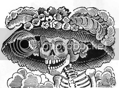 Calaveras Para Dibujar A Lapiz De Dia De Muertos Imagui