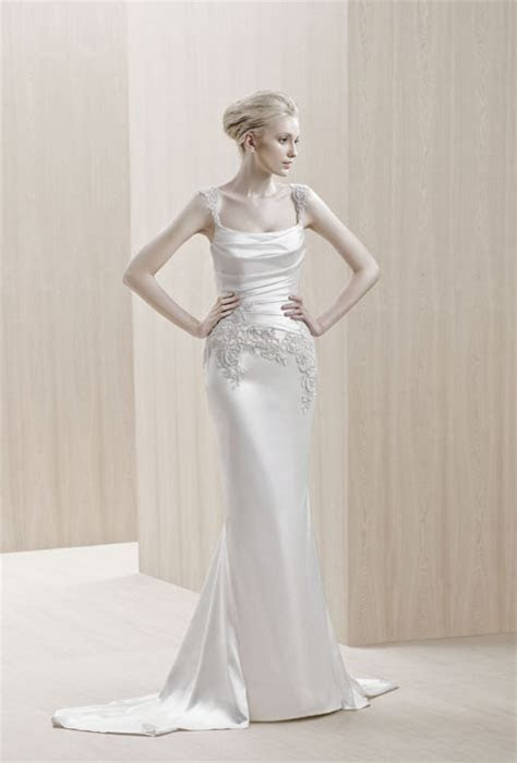 The best vintage inspired bridal gowns of 2012 Collections