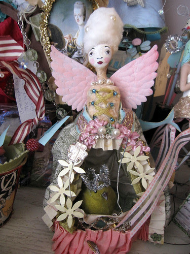 Altered Art Circus Projects! 4