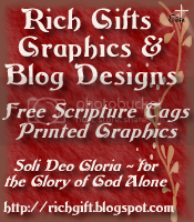 Edie at Rich Gifts Graphics & Blog Design
