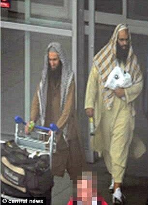 Naseer and Khalid