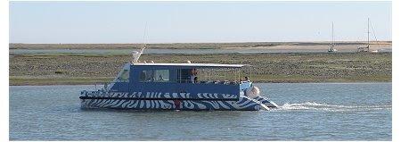 Barco Ilha Deserta