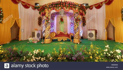 Stage decoration Stock Photos & Stage decoration Stock