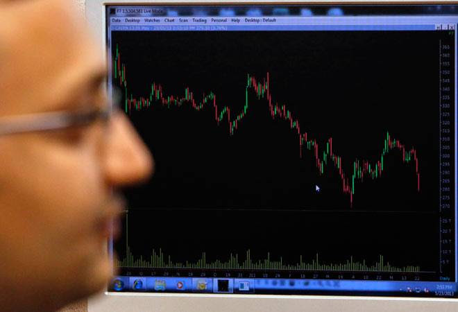 Sensex ends 201 points down; Nifty at 8,111; JustDial cracks 12% post Q2 earnings