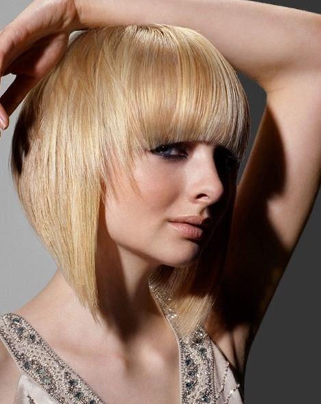 Tagli capelli scalati le nuove tendenze 2016 NEWS dalle Passerelle  - taglio di capelli corto dietro e lungo davanti