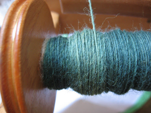 Processing the Corriedale -- Step 5