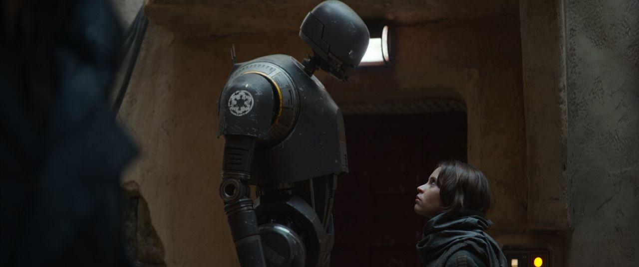 Rogue One - Uma História Star Wars : Foto Felicity Jones