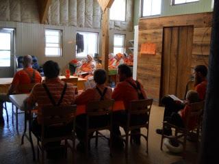 Singing Psalms on The 12th Orange Day, 2012