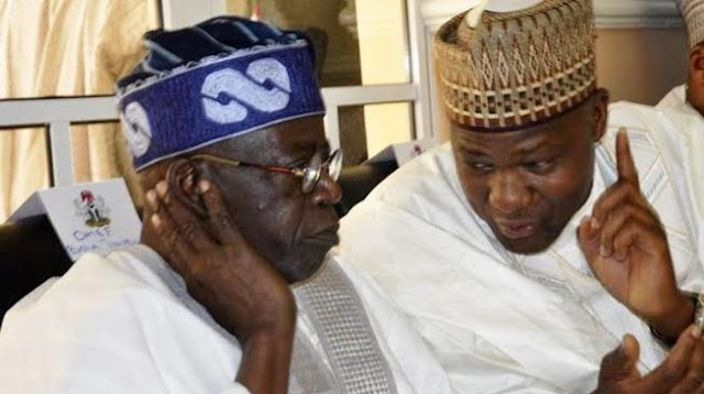 How Tinubu, inside his bedroom, asked Dogara to step down for Gbajabiamila