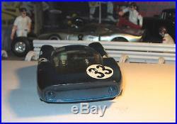 Vintage Parts Cars Russkit Porsche Carrera Vintage Slot Car Parts Cox Mpc