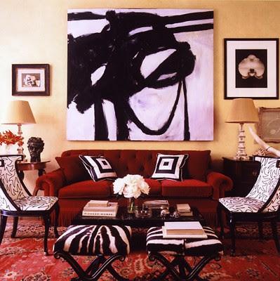 miles redd living room