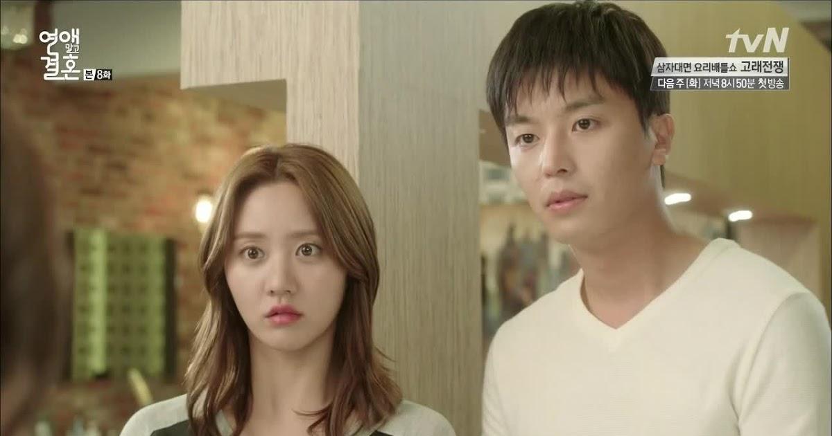 Wedding Not Dating Korean Drama - Gokcek Chamkanni