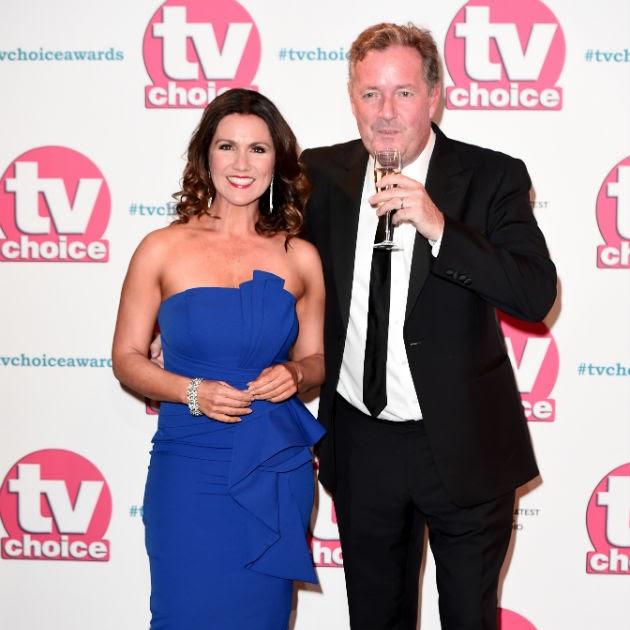 ITV Good Morning Britain: Susanna Reid announces today is