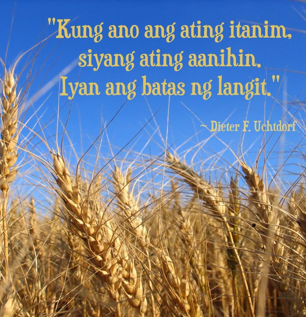 tagalog karma quote lds jesus