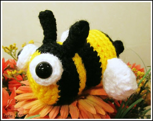 Burnie, the bee (2)