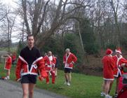 Johnston plus Santas