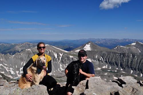 Quandary's Summit - 14,271