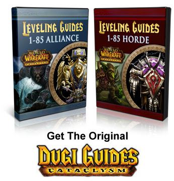 Dugi World Of Warcraft Leveling / Dailies / Achievement Guides