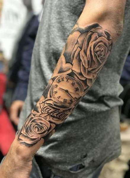 tattoo men arm family de ideas tattoo