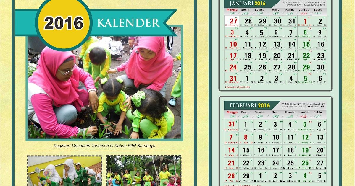 46+ Aksesoris Desain Kalender Dinding Sekolah, Desain Kalender